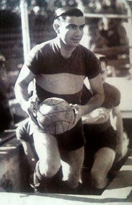 javier ceballos jimenez Pedro Arico Suarez el primer espanol en la Copa del Mundo
